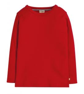 Frugi lemmik pika varrukaga pluus / tango punane