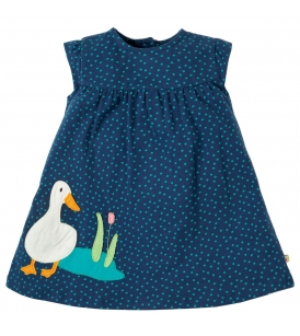 Frugi kleit LITTLE LOLA / pardike