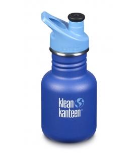 Klean Kanteen spordikorgiga pudel 355ml/ Surfs up