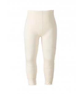 Ruskovilla mahesiidist pikad aluspüksid / naturaalne valge