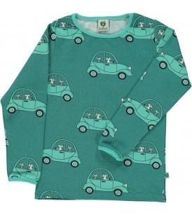 Autodega t-särk / roheline