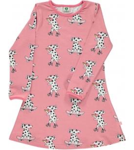 Kutsudega kleit / roosa