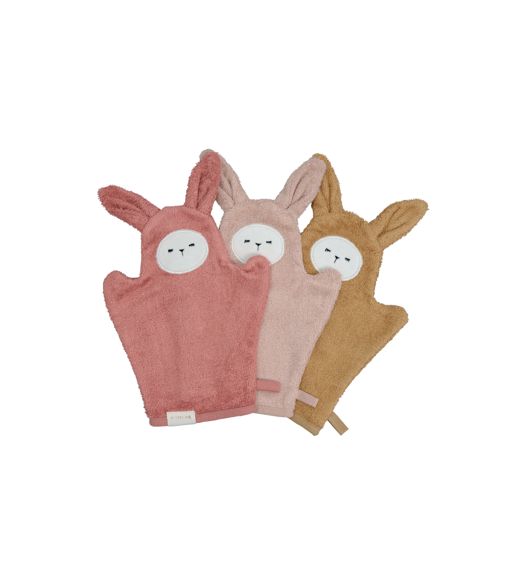 Bath Mitts - Bunny - Old Rose Mix - 3 pack (primary)_edit.png