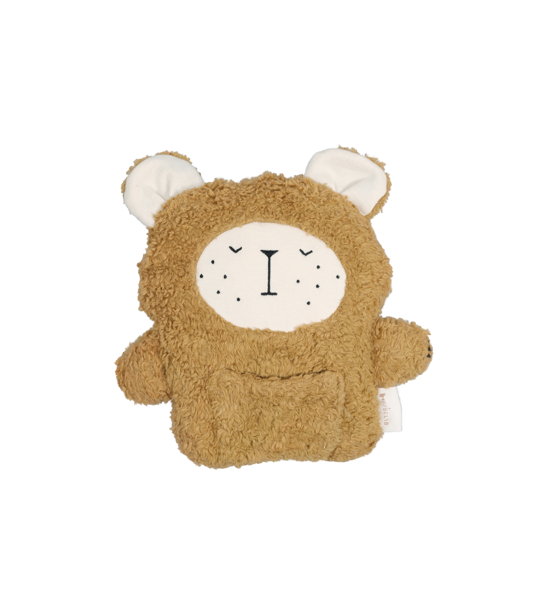 Fabbies - Bear - Ochre (primary).png