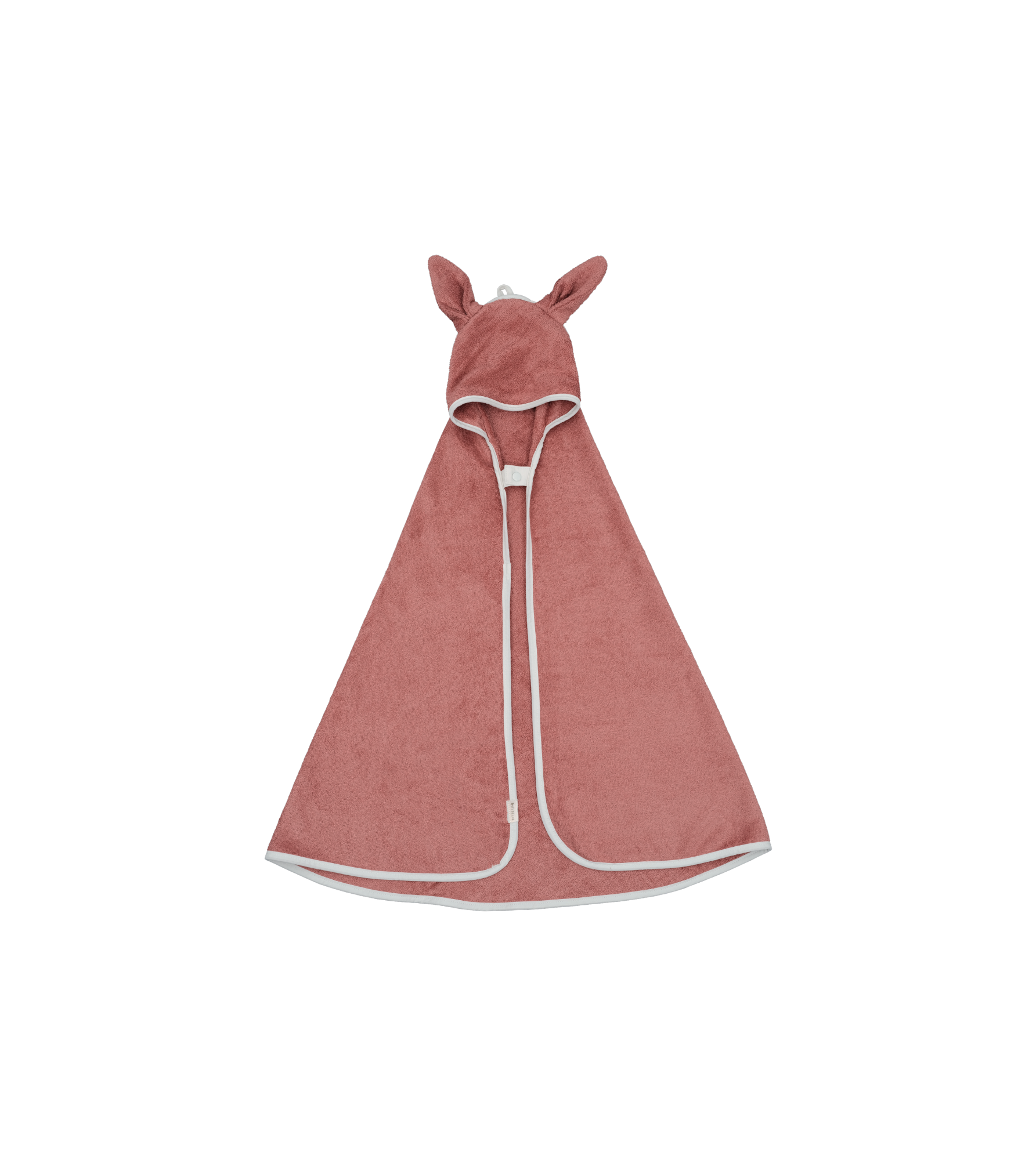 Hooded Baby Towel - Bunny - Clay (primary)_edit.png