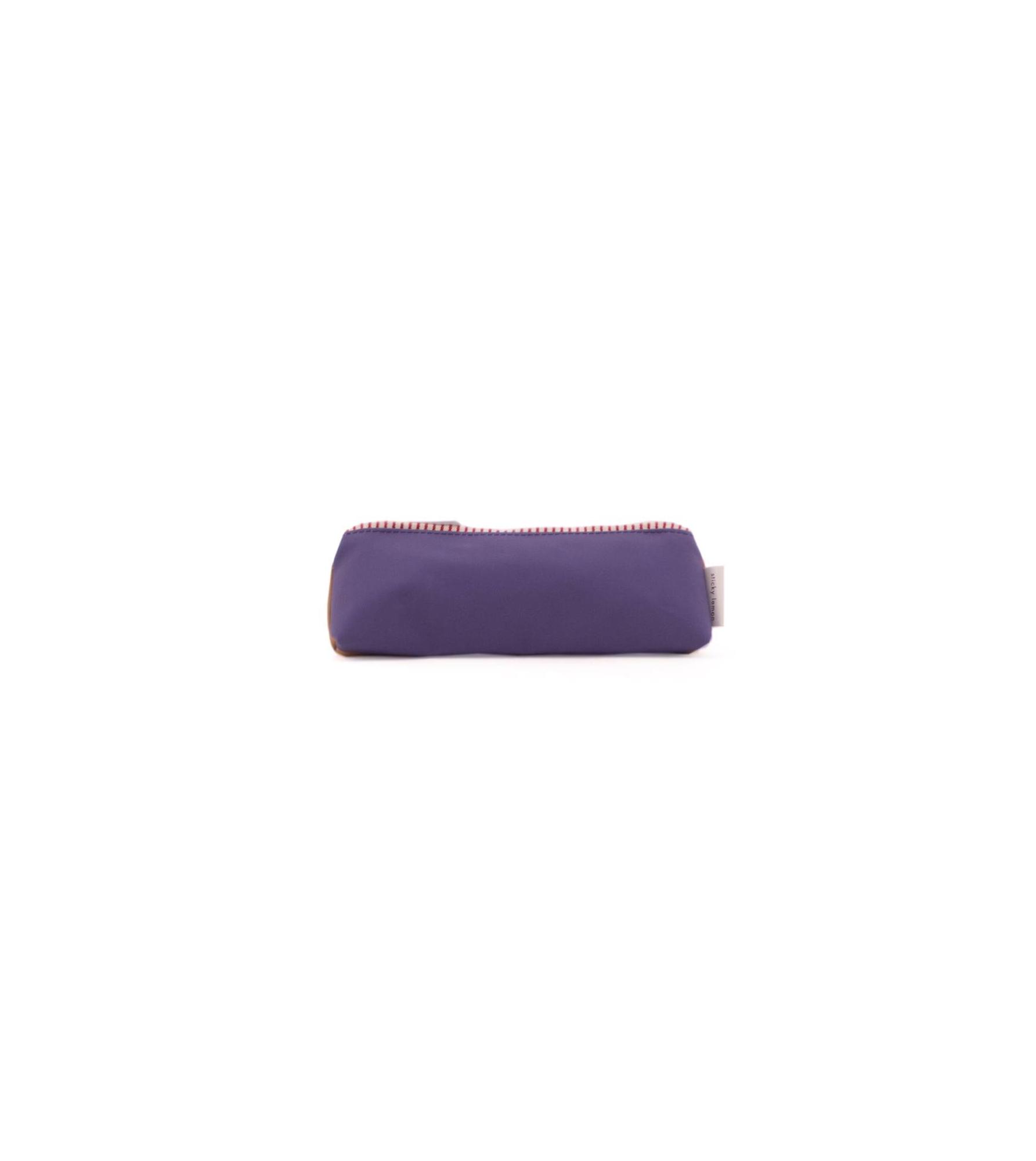 1801409 - Sticky Lemon - product - pencil case small - colour blocking - lobby purple + panache _edit.jpg