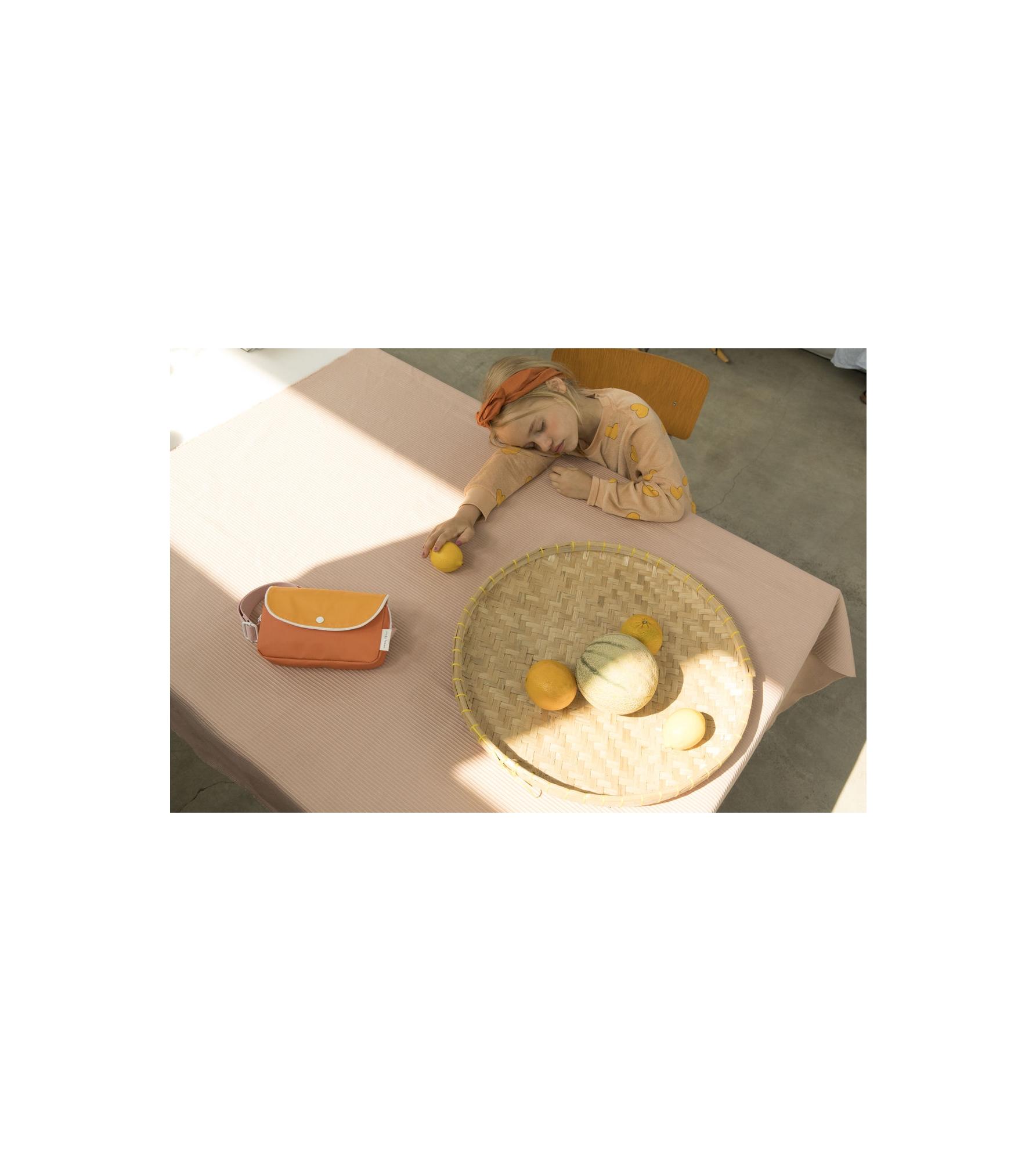 1801667 - Sticky Lemon - fanny pack - wanderer - carrot orange + sunny yellow + candy pink - sty (3).jpg