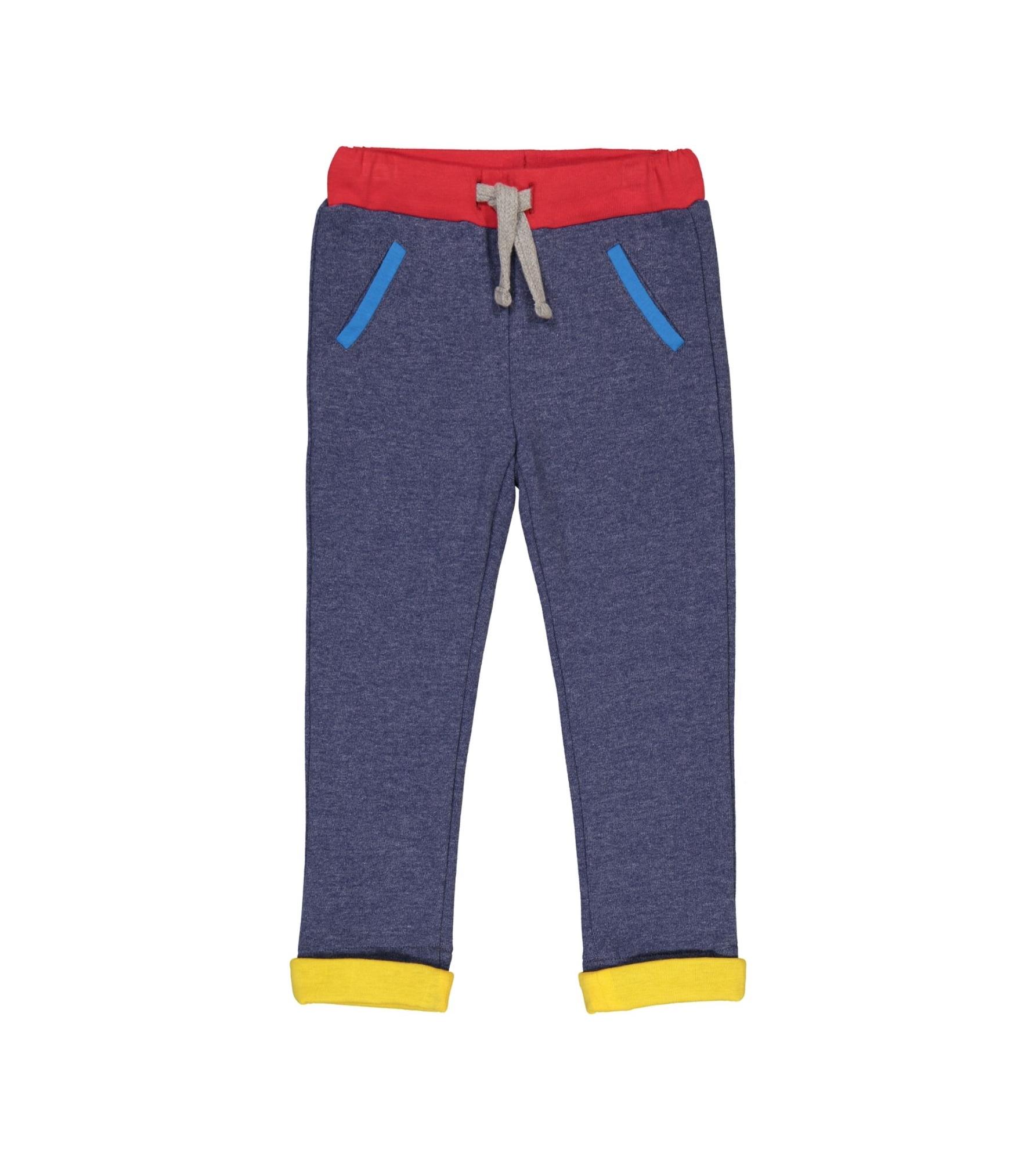 Malmo Slim Fit Sweatpants Heather Blue_downsized.jpg