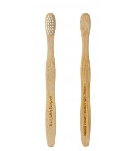 Bambusest laste hambahari