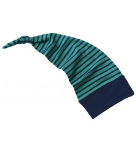 Engel Natur meriino-siidi pikkmüts / sinisetriibuline