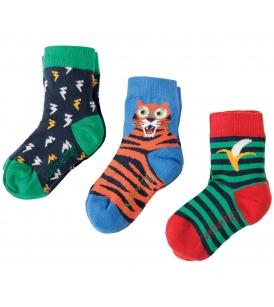 Sokid 3 paari / tiiger