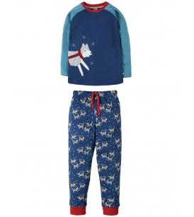 Frugi pidžaama JAMIE / huskyd