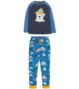 Frugi pidžaama JAMIE / jääkaru