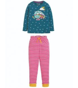 Frugi pidžaama NAVIGATOR / karavan