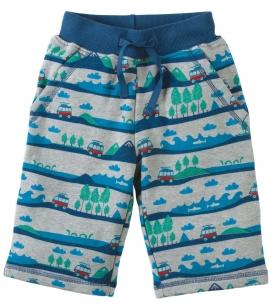 Lühikesed püksid SAMSON / seiklusrikkad triibud