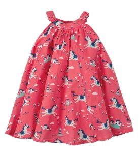 Frugi kleit LITTLE TABITHA / hobused