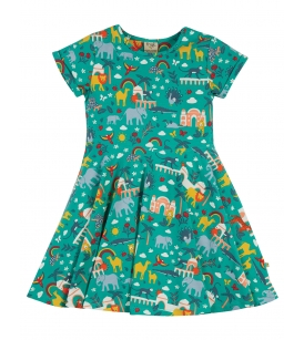 Frugi kleit SKATER / Jewel India