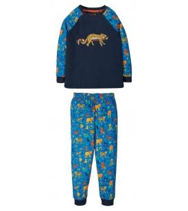 Frugi pidžaama JAMIE / leopard