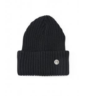 Mainio meriinovillane müts / must