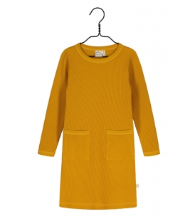 Mainio kleit / kuldkollane