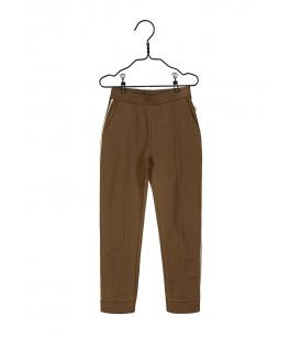 Mainio dressipüksid Piping / pruun