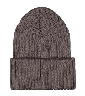 Mainio meriinovillane müts / hallikaspruun