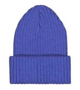 Mainio meriinovillane müts / sinine