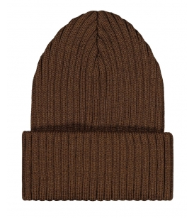 Mainio meriinovillane müts / pähklipruun