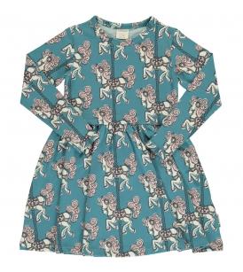 Kroogitud seelikuosaga kleit MERRY-GO-ROUND