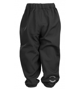 Mikk Line soft shell õuepüksid / mustad