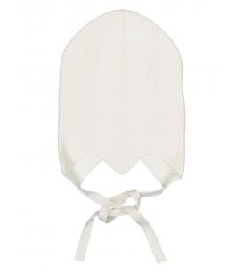 Beebi siidimüts / looduslik valge