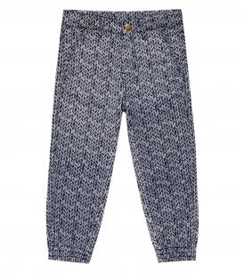 Püksid ODIN / kirjud