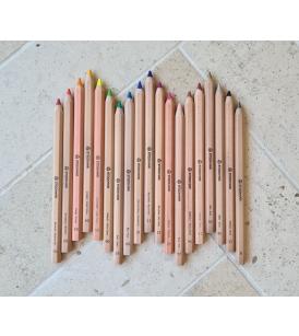Stockmar kuusnurksed värvipliiatsid / 18 värvi
