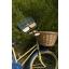 1801675 - Sticky Lemon - school bag - wanderer - forest green checks - style shot 03.jpg