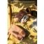 1801652 - Sticky Lemon - fanny pack large - freckles - faded orange + retro yellow - style shot  (1).jpg
